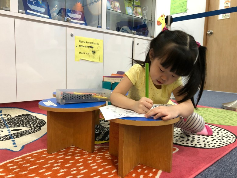 reading and phonics enrichment classes in Tampines