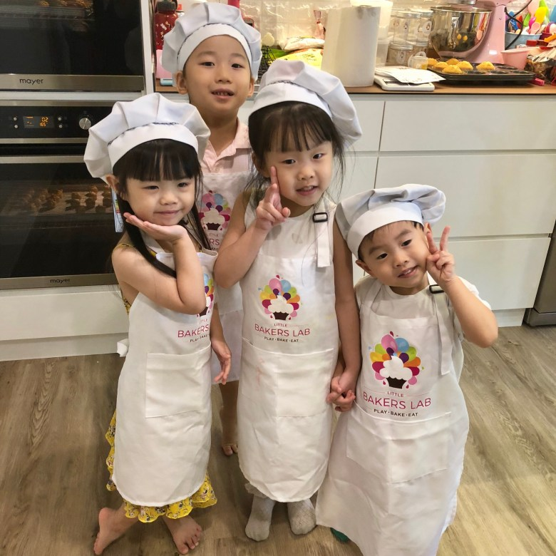 review baking class Little Bakers Lab