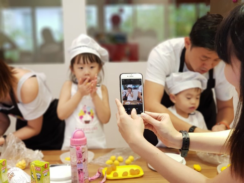 review Little Bakers Lab baking class