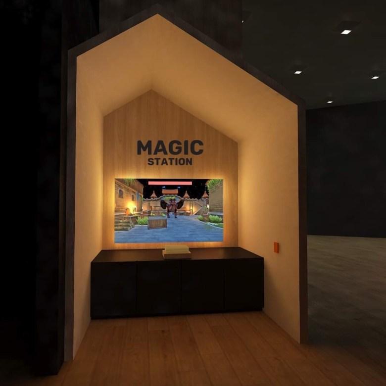 magic station kiddomo playland Johor Bahru