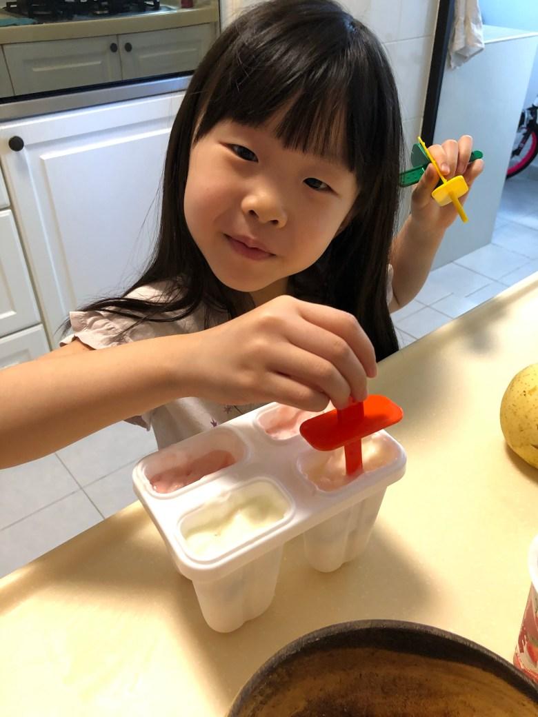 two-ingredient ice cream recipe singapore mum bloggers