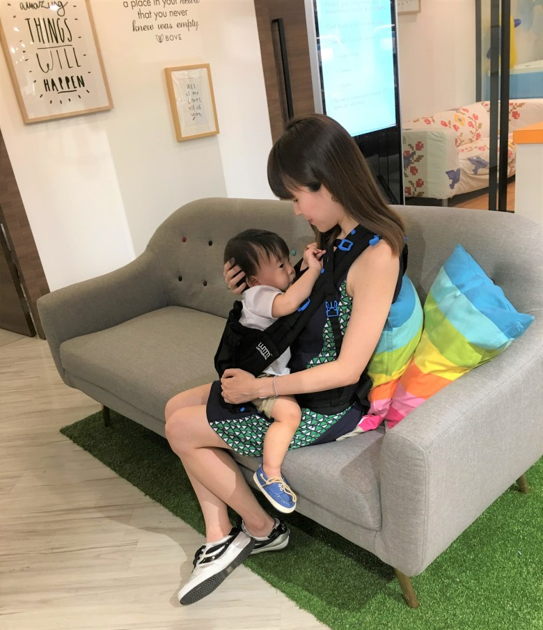 breastfeeding toddler in public singapore