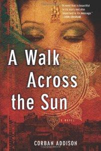 A Walk Across the Sun Cover