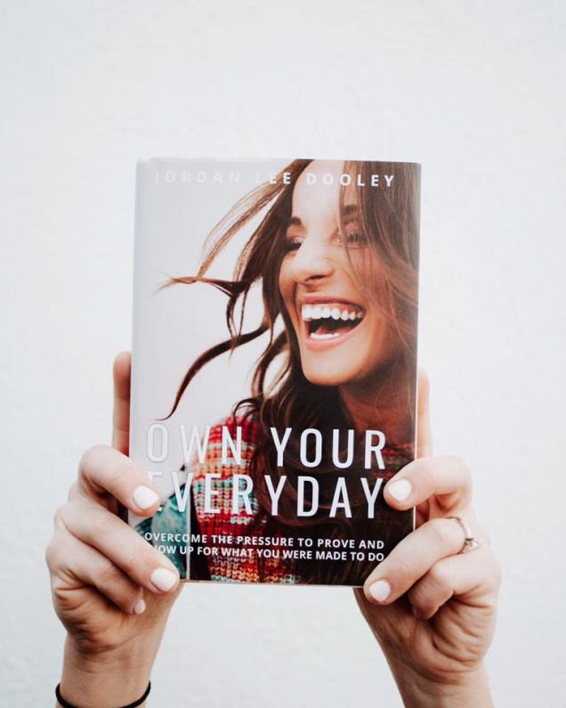 Own Your Everyday by Jordan Lee Dooley