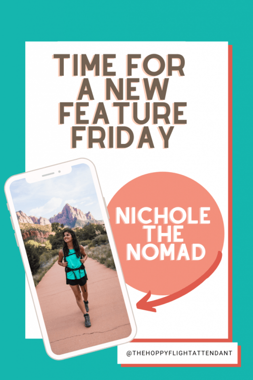 feature friday Pinterest Nichole