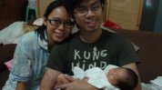 April 2009 Yui's birth