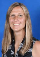 Head Women's Soccer Coach Kerri Scoope. Photo Credit: DSU Athletics Website