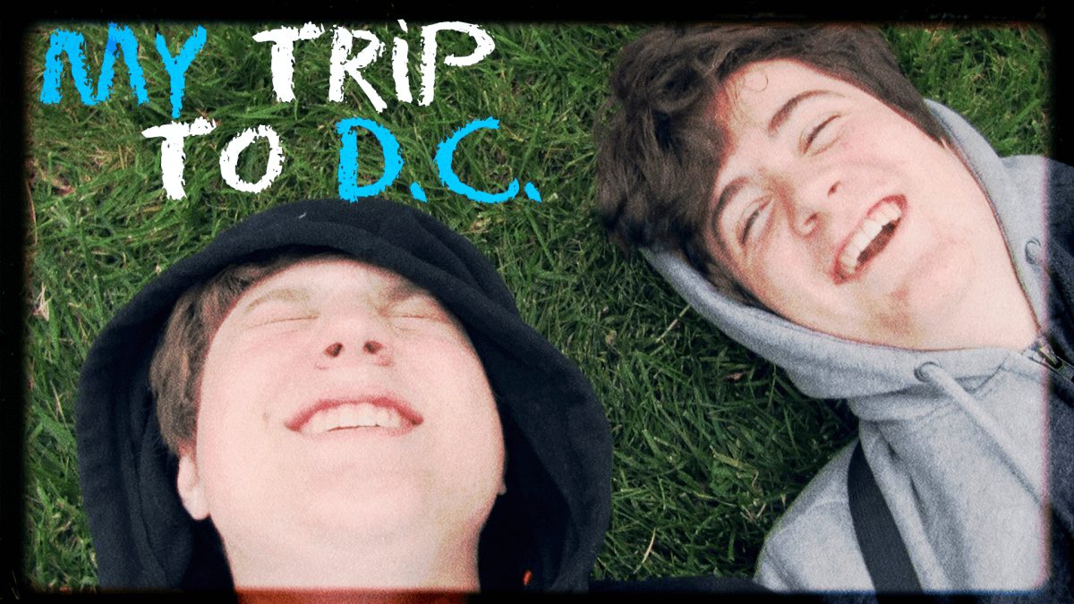 My Trip to D.C.