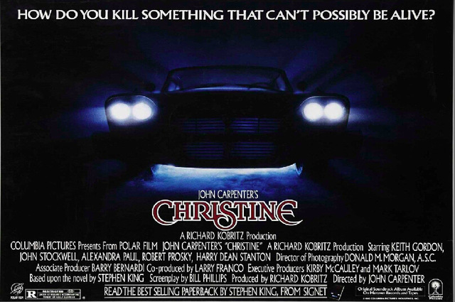 Retro Review: Christine (1983) – The Horror Syndicate