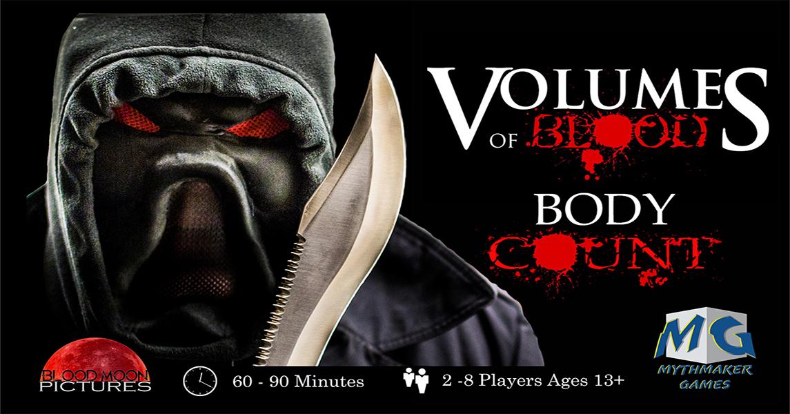 VOB Body Count Box Art