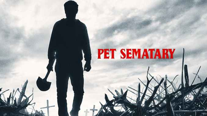Movie Poster 2019: Review: Pet Sematary (2019)