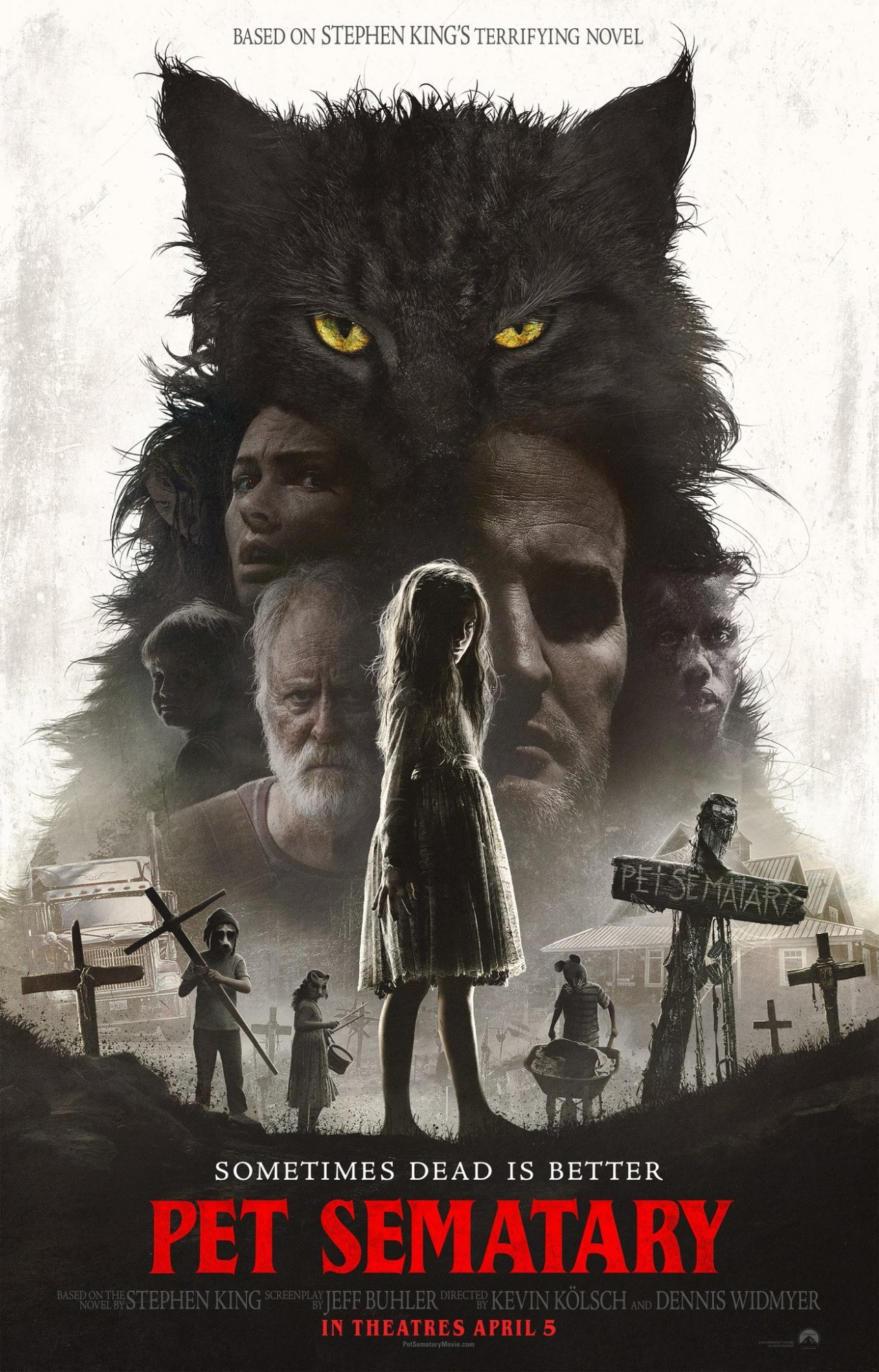 Movie Poster of Pet Sematary (2019)