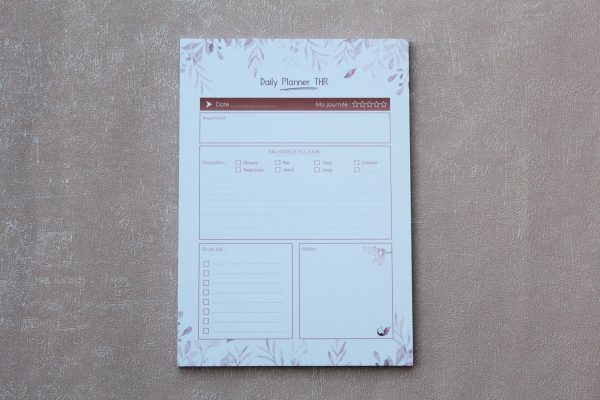 Daily Planner The Horse Riders