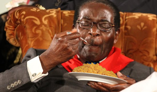 The Horstrich Jollof Rice Is Voted Ahead Of Mugabe As The