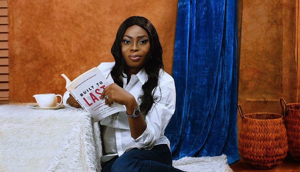 The Hospitality Queen Yvonne Nelson