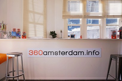 Free Walking Tour Amsterdam with 360 Amsterdam 21