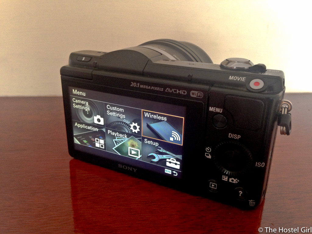 Sony a5000 Review: The perfect travel camera for solo travellers