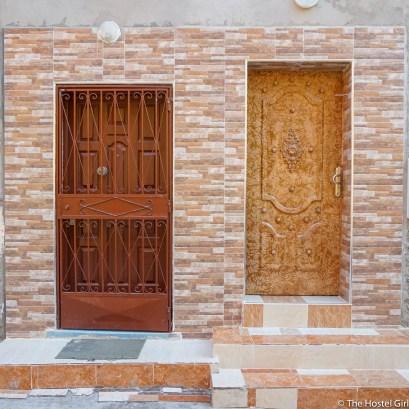 Doors of Tamraght, Morocco -5 The Hostel Girl
