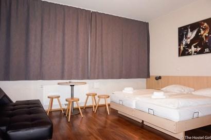REVIEW- MEININGER Hotel Hamburg, Germany -2