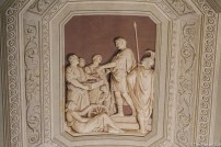 Visiting The Vatican Museums with Through Eternity Tours Rome Walking Tours Italy -41