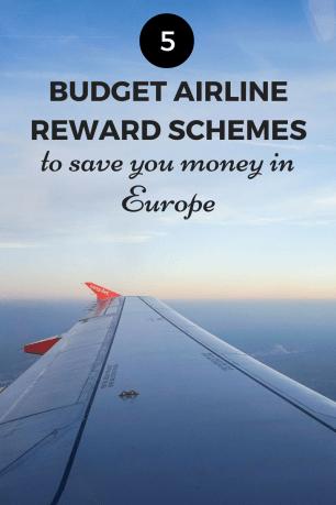 The Best Budget Airline Reward Schemes in Europe