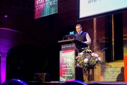 STAY WYSE Conference 2017 Amsterdam - 22