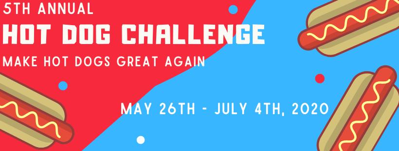 2020 Hot Dog Challenge