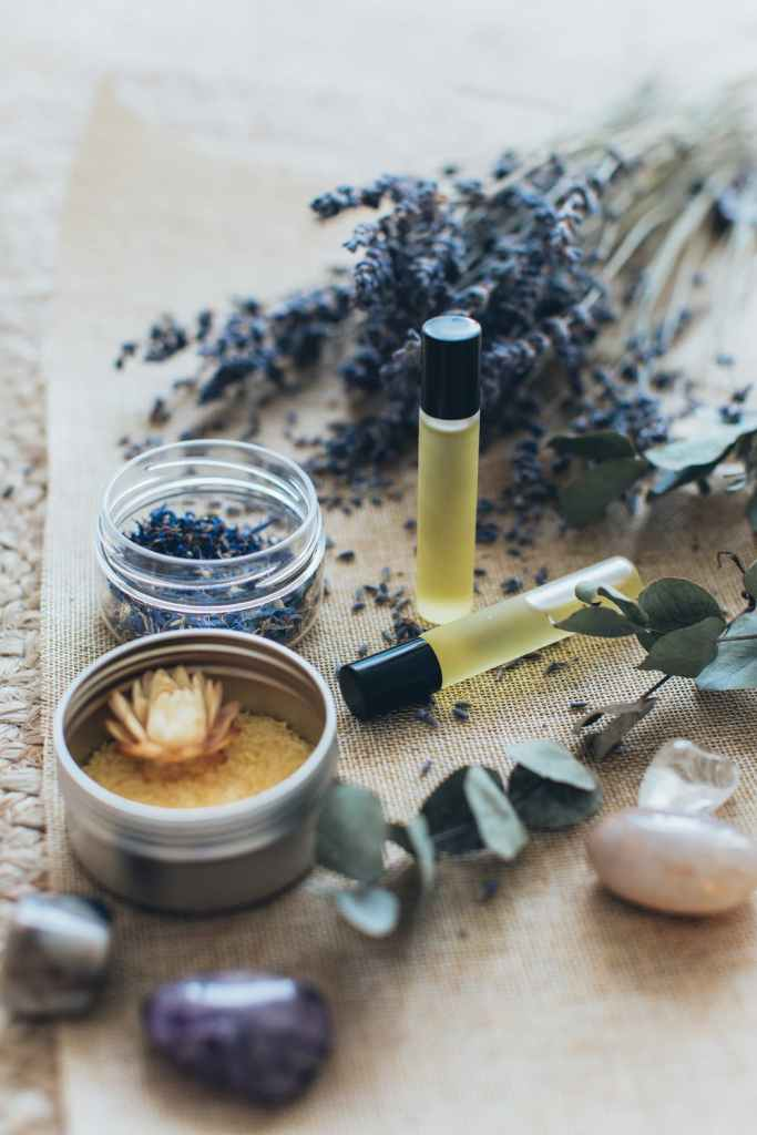 immune system, essential oils and hebs