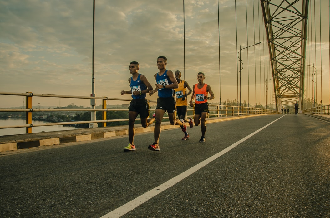 running, mindset