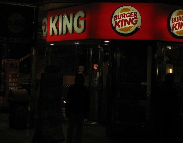 healthy fast foods, Burger King