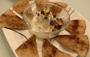 Dessert nachos - The Hot Mess Press