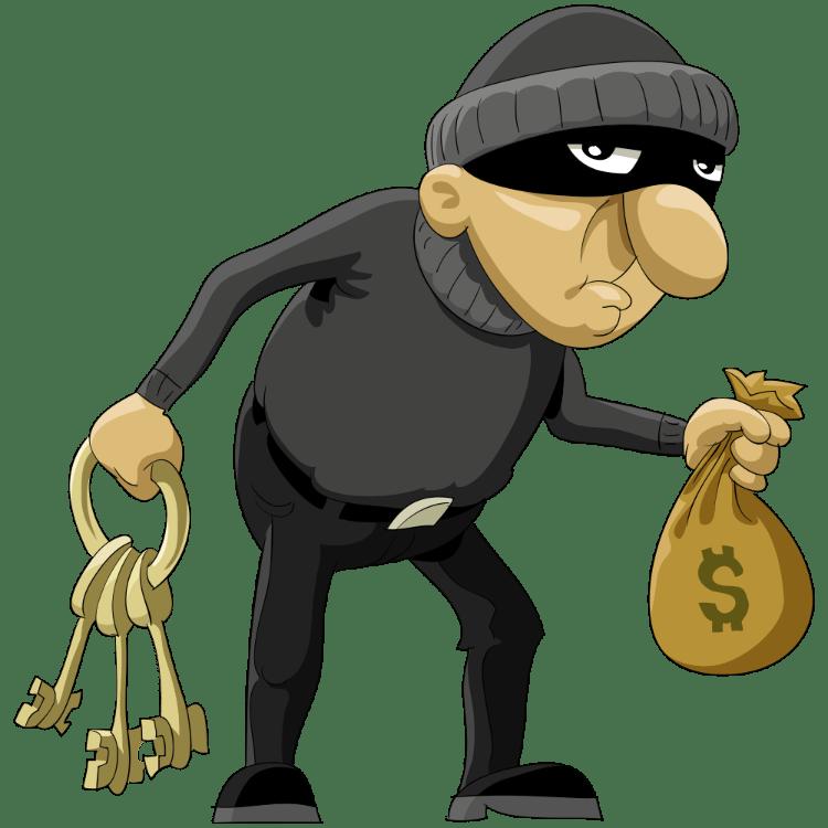 Break-ins, burglar