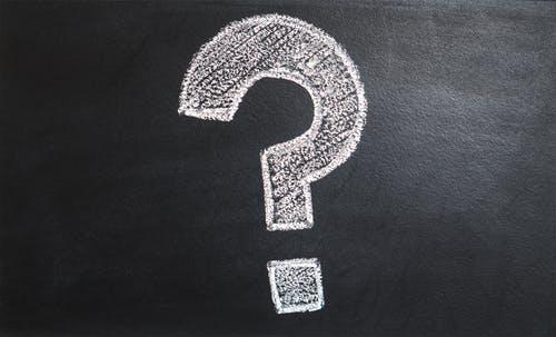 probates mandates, question mark