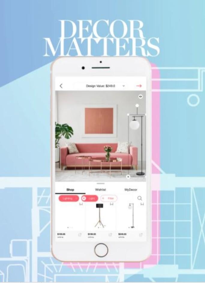 Design Decor Matters App
