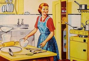 Homegrown, kitchen The Hot Mess Press
