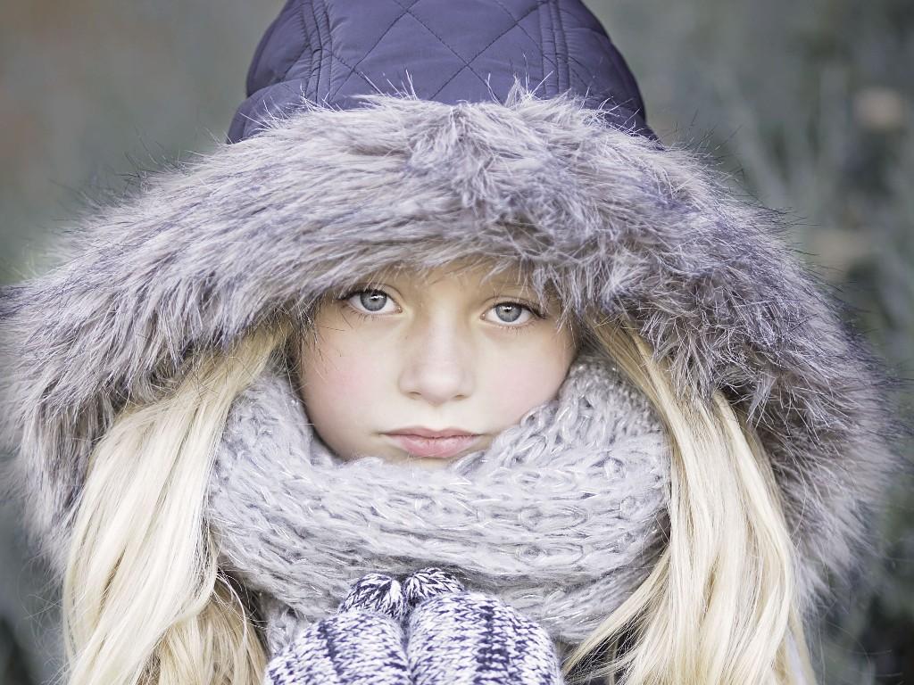 Winter, warm gear