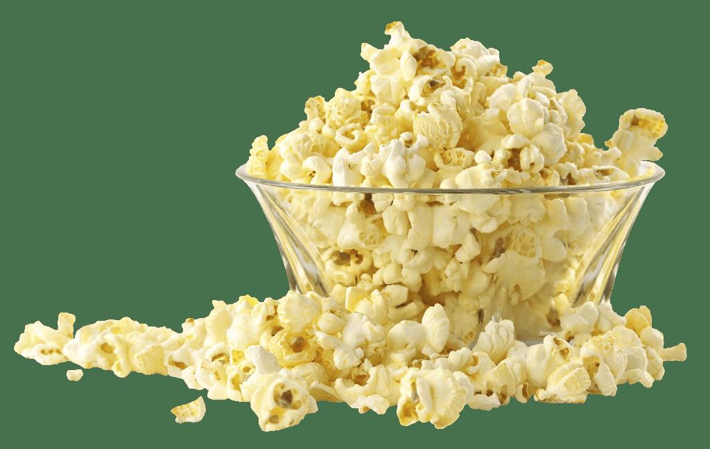 Blood sugar, Bowl of popcorn