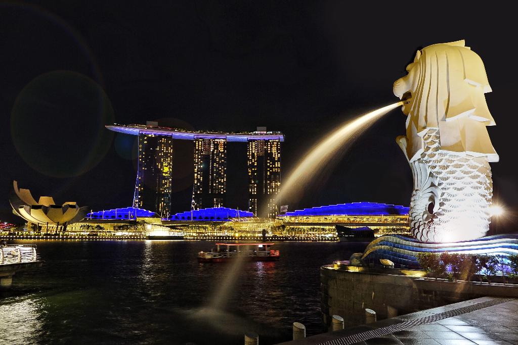 Singapore, vacation