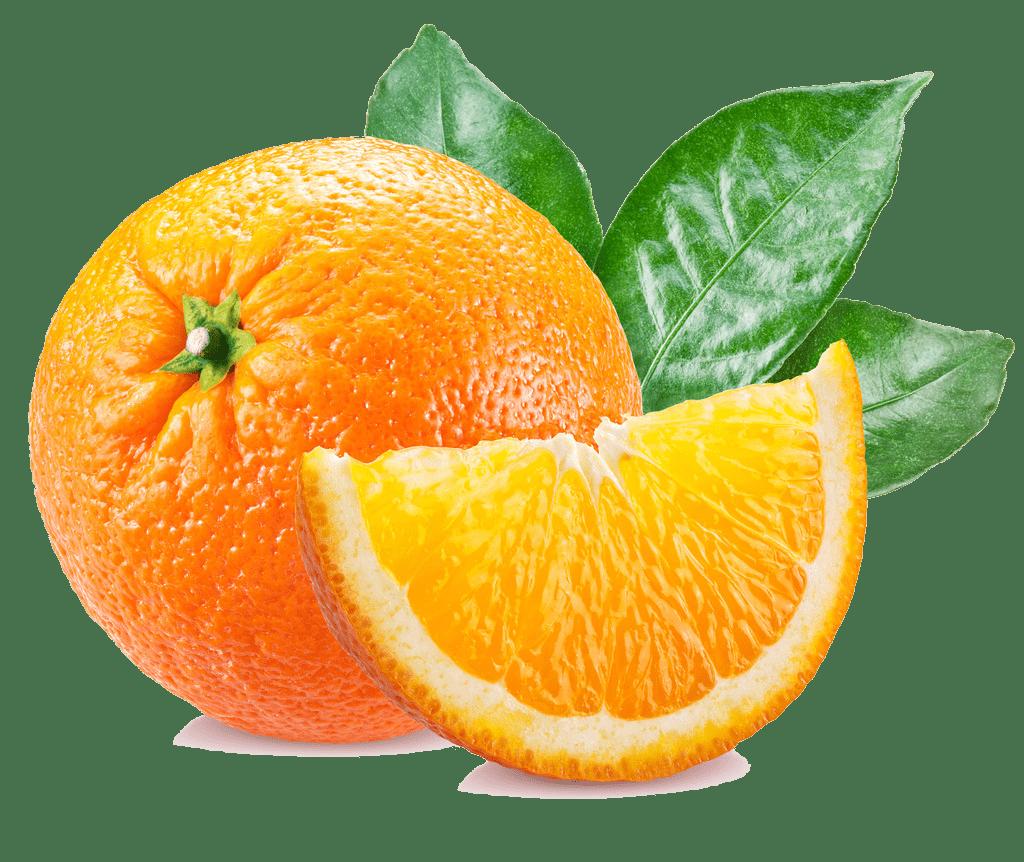 Substitute fresh oranges