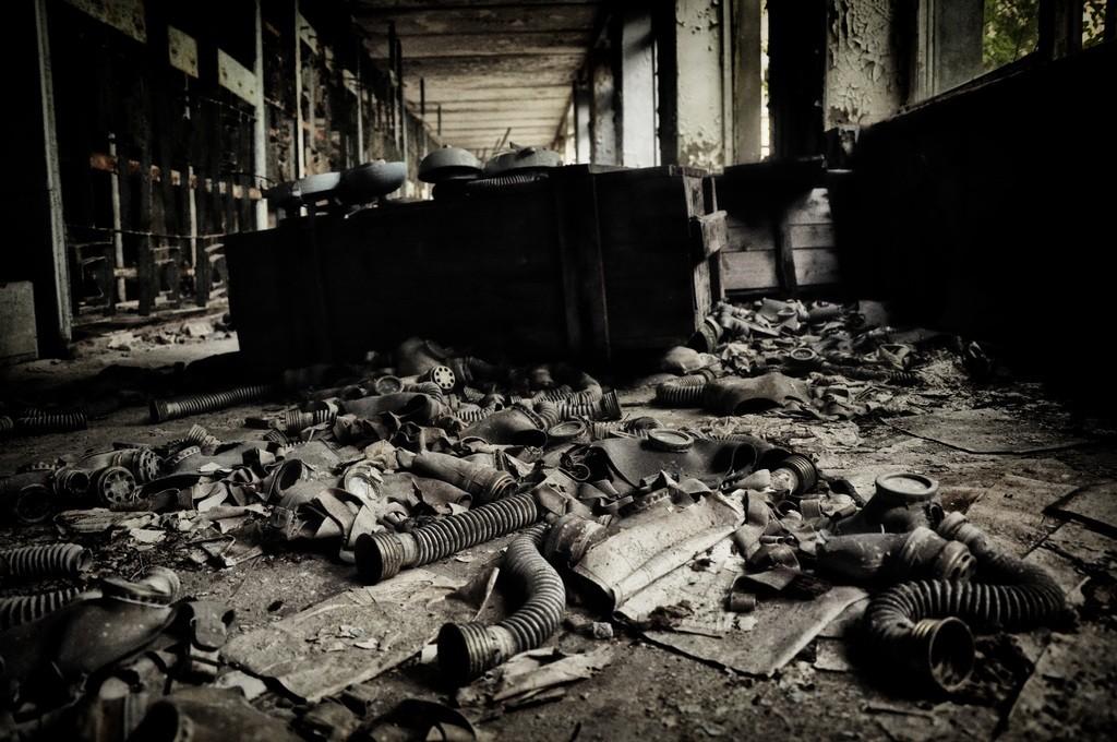 Nuclear errors chernobyl