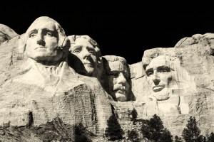Governor Kristi Noem, Mt Rushmore