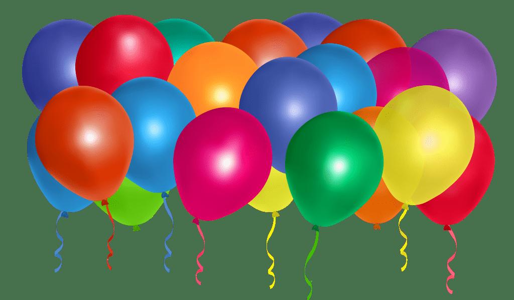 Balloons latex allergies