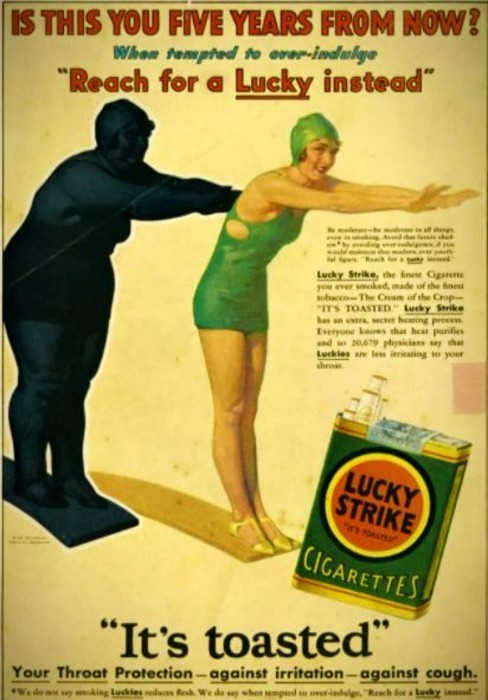 Lucky Strike for Weight Loss