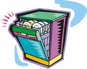 Dishwasher -- The Hot Mess Press