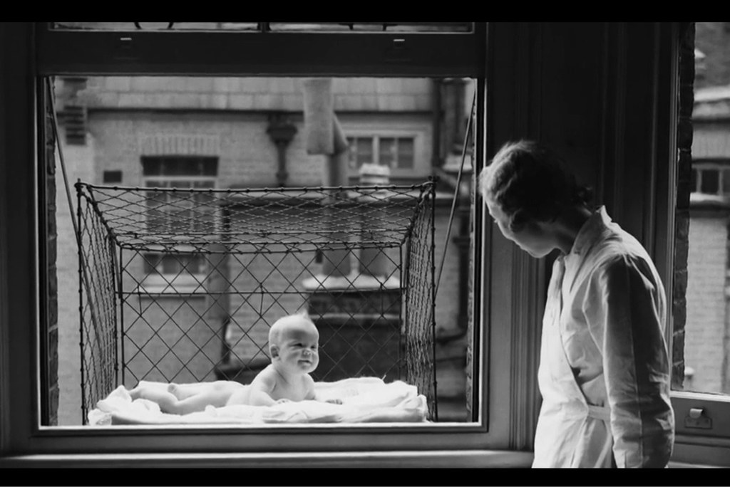 mothers window cage for baby