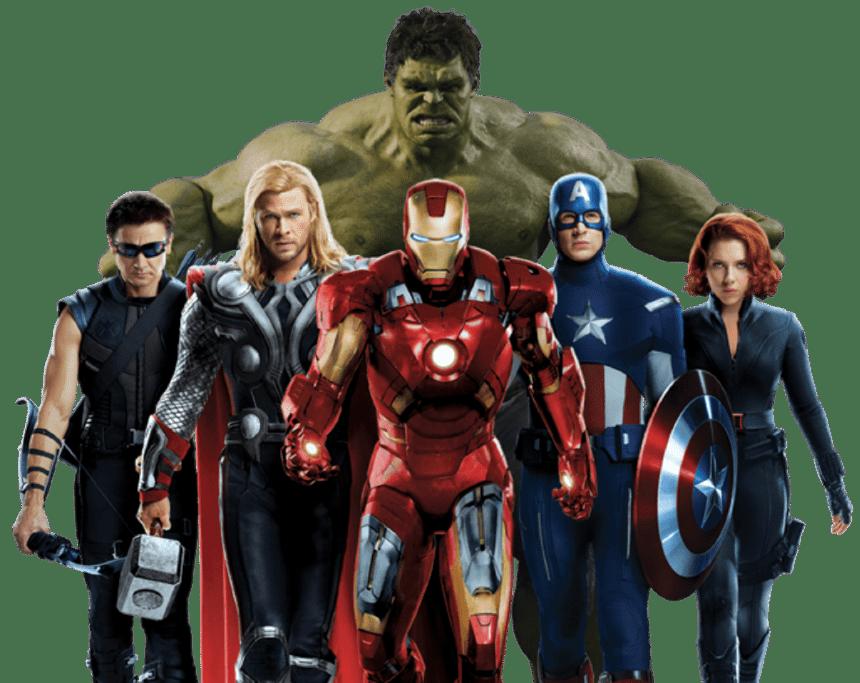 Marvel Comic Characters