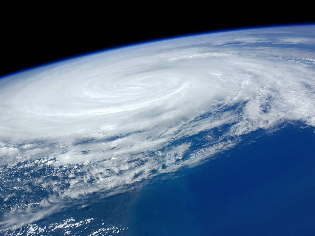 Hurricane -- The Hot Mess Press