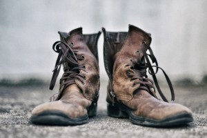 Old Shoes -- The Hot Mess Press