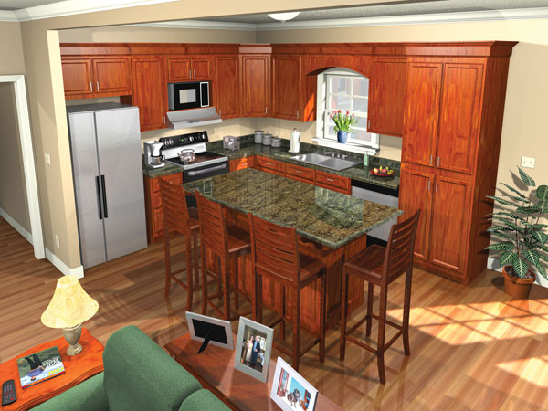 The Mayberry 7028 - 3 Bedrooms And 2 Baths