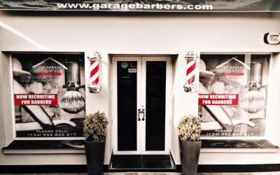 The Garage Barbers